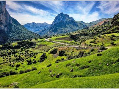 High Atlas Mountains Sunny Excursion