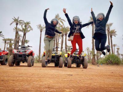 Marrakech Quad Biking Sunny Excursion