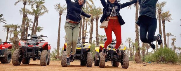 Marrakech Quad Biking Sunny Excursion