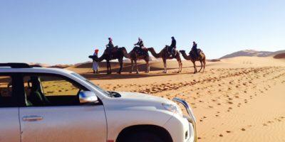 Service Pick-Up Airport Marrakech