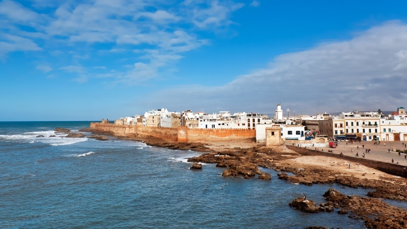 Day Tours From Marrakech - Essaouira Beach