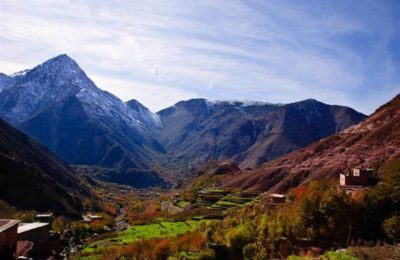 3 Valley Tour Atlas Mountains