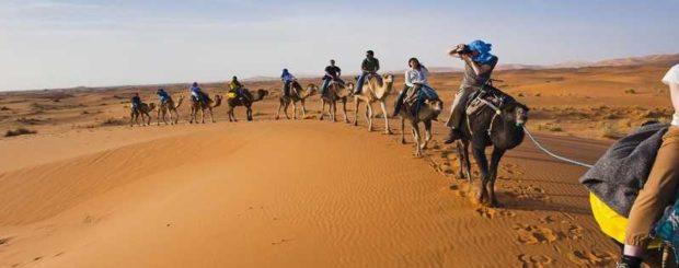 Desert Tour Marrakech to Merzouga