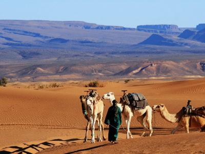 Zagoura desert tour From Marrakech