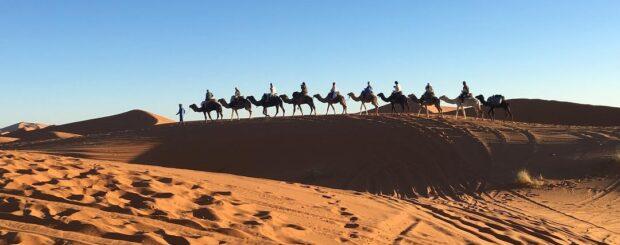 Merzouga Desert tour from Marrakech