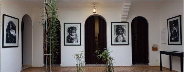 Maison Photographie Marrakech Medina
