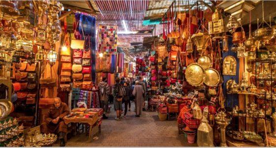 Marrakech Souk Shopping Tour
