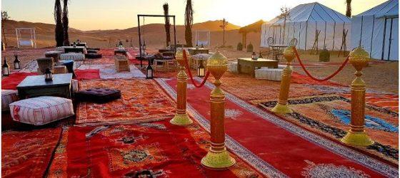 luxury Merzouga desert Trip