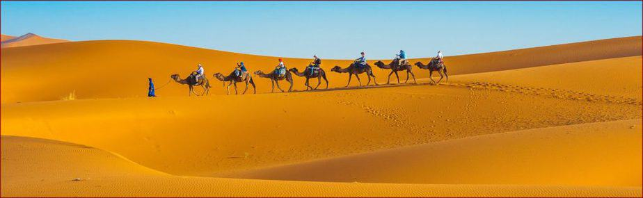 morocco desert tour from marrakech