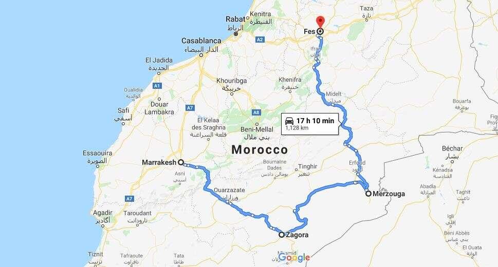 MARRAKECH DESERT TOURS Sunny Excursion Marrakech