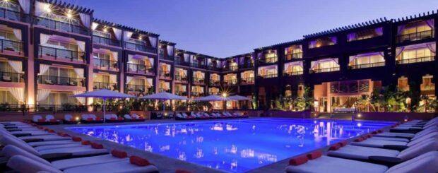 Le Naoura hotel Marrakech