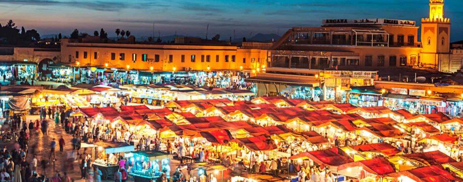 Marrakech Jemaa El Fena