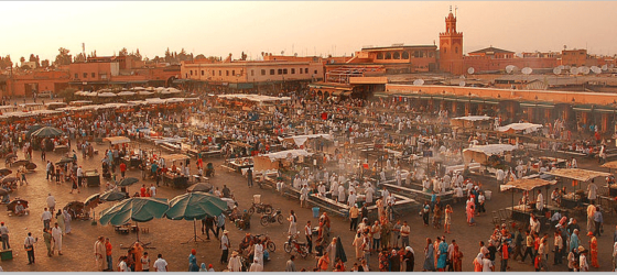Marrakech highlights Jemaa El Fna