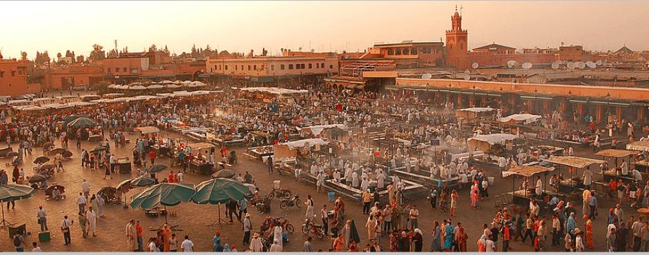 Marrakech highlights Jemaa El Fna