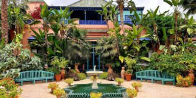 Top 5 Gardens in Marrakech
