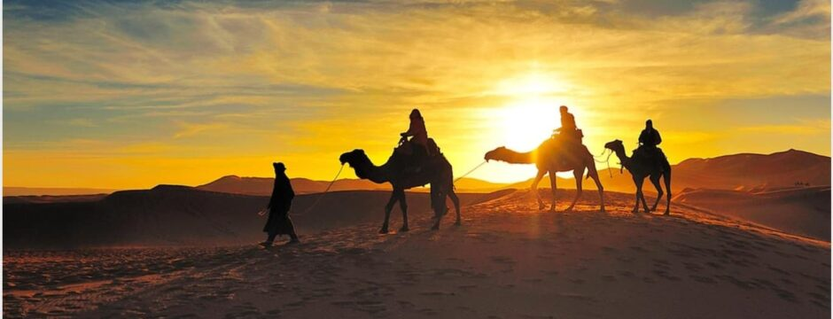 Erg Chebbi dunes Africa Adventure - Erg Chebbi dunes in Merzouga, Morocco