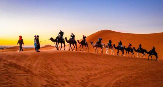 6 days Morocco Tour