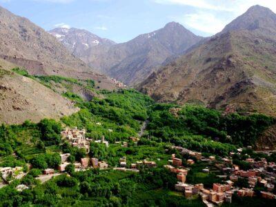 Atlas Mountains ourika