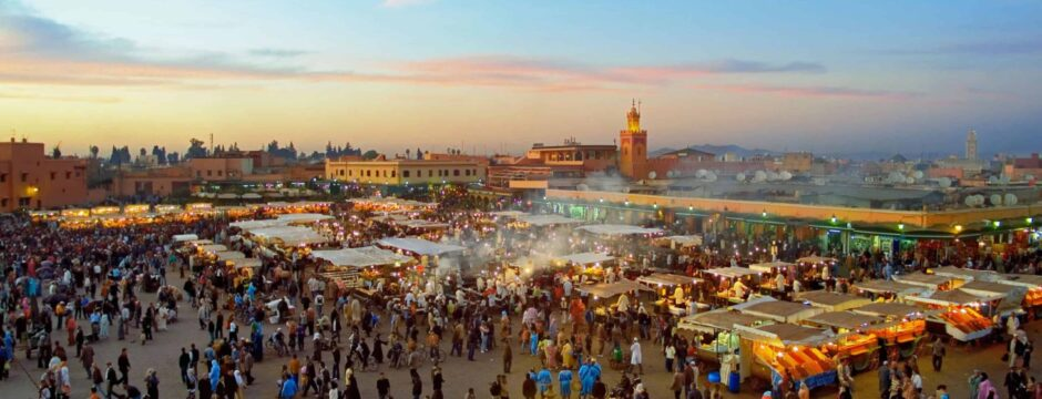 Marrakech holiday