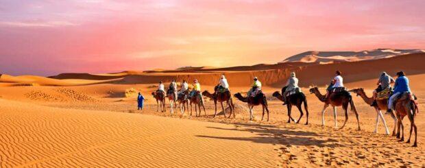Merzouga Desert Trip