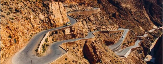 Road trip Morocco