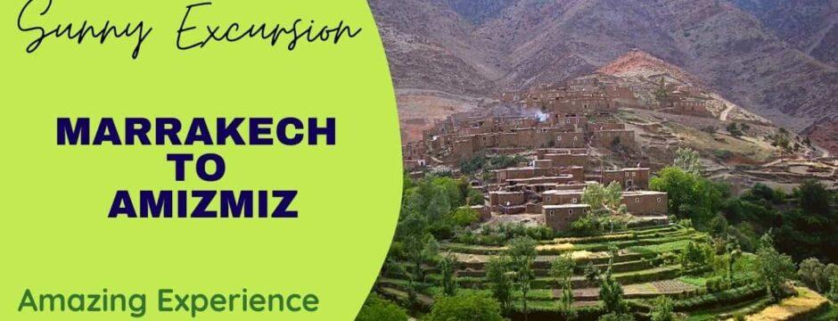 Amizmiz Day Tour From Marrakech